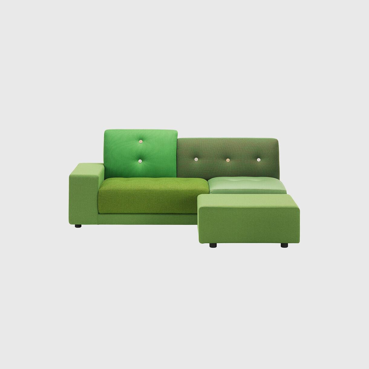 Polder Sofa, Green