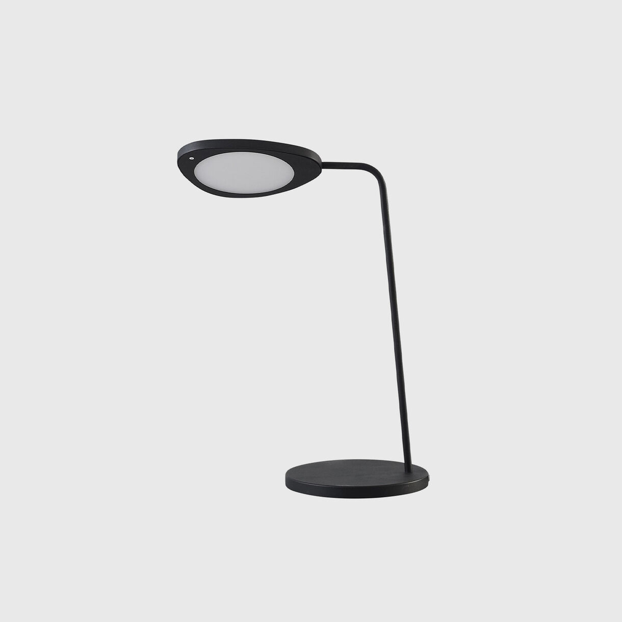 Leaf Table Lamp, Black