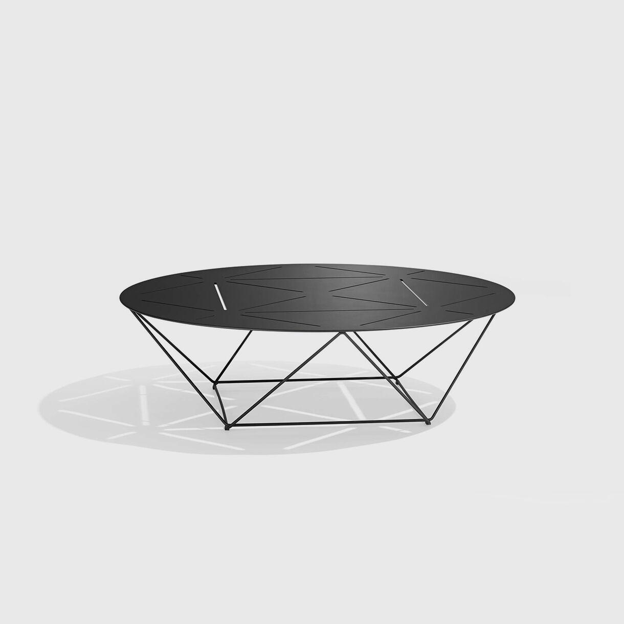 Joco Coffee Table, Black