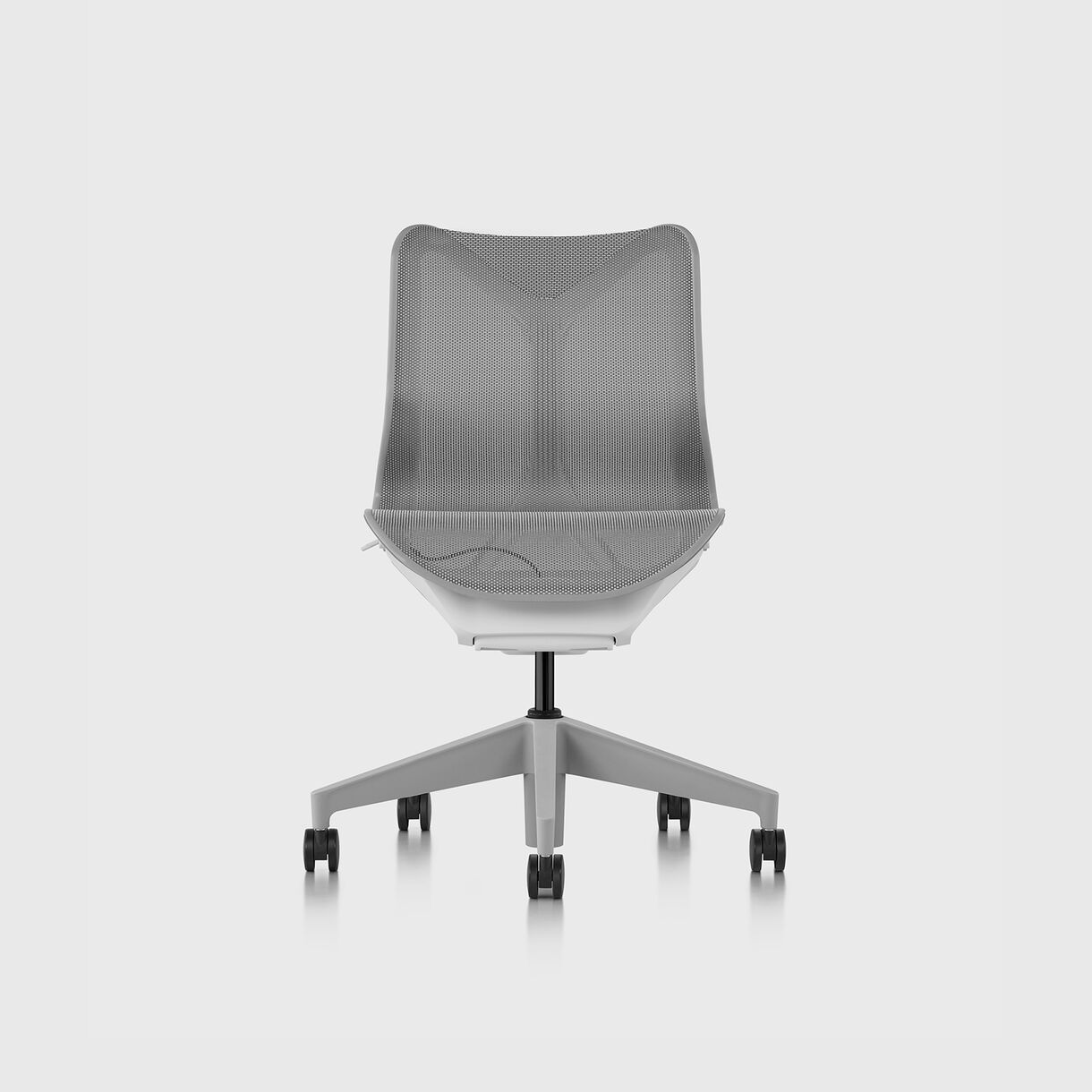 Cosm Chair, Mineral - Low Back - No Arms