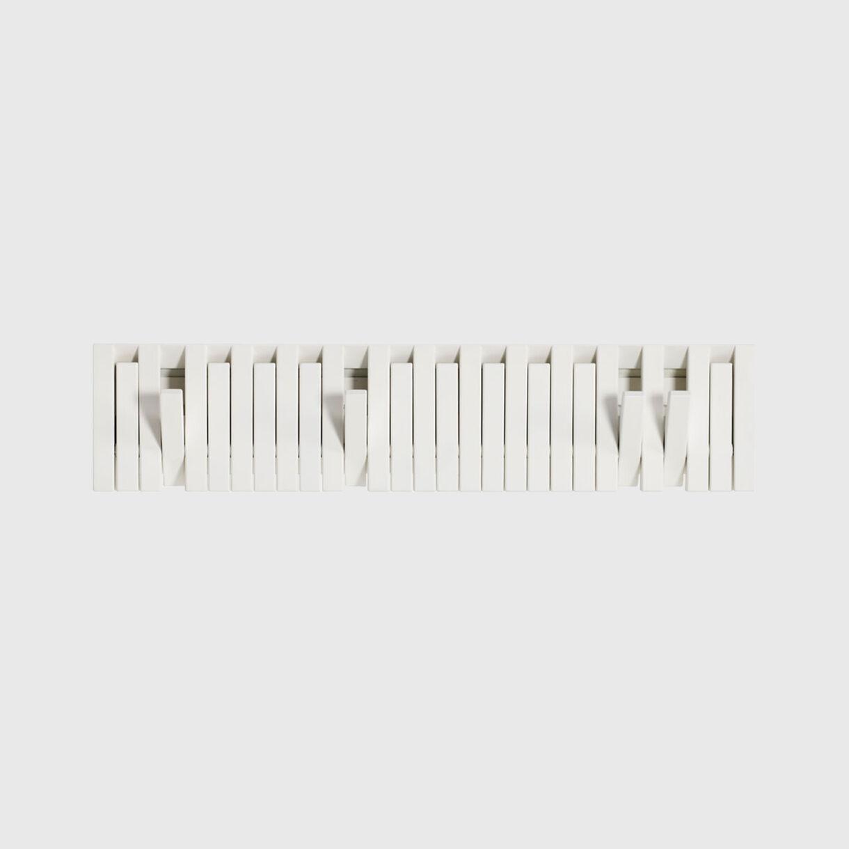 Xylo Coat Rack, White