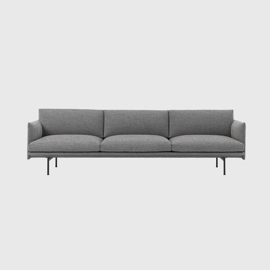 Outline 3.5 Seater Sofa