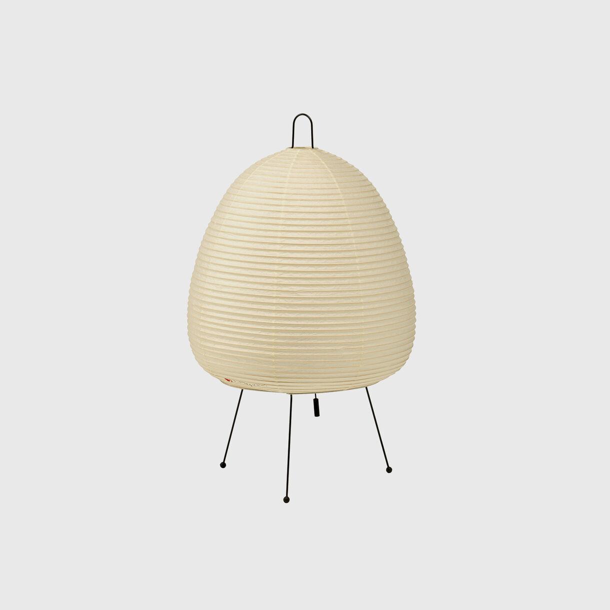 Akari 1A Table Lamp, Off