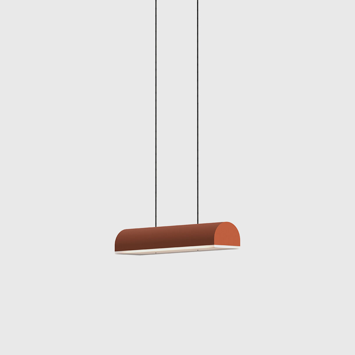 Hutchison 01 Pendant Lamp, Terracotta