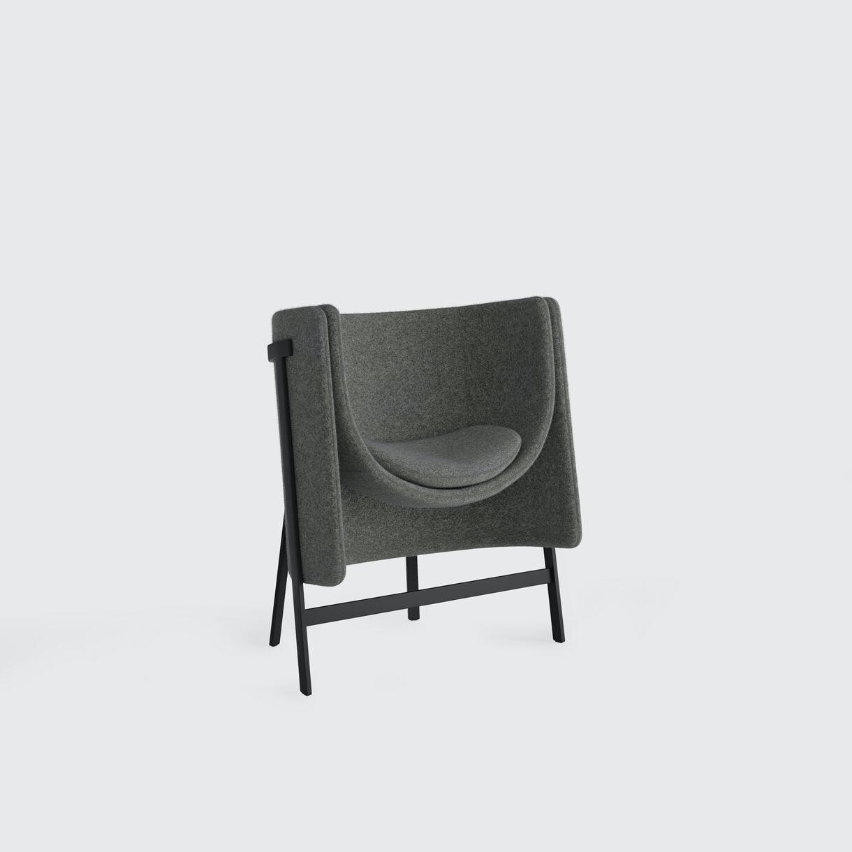 Kite Lounge Chair, Narrow