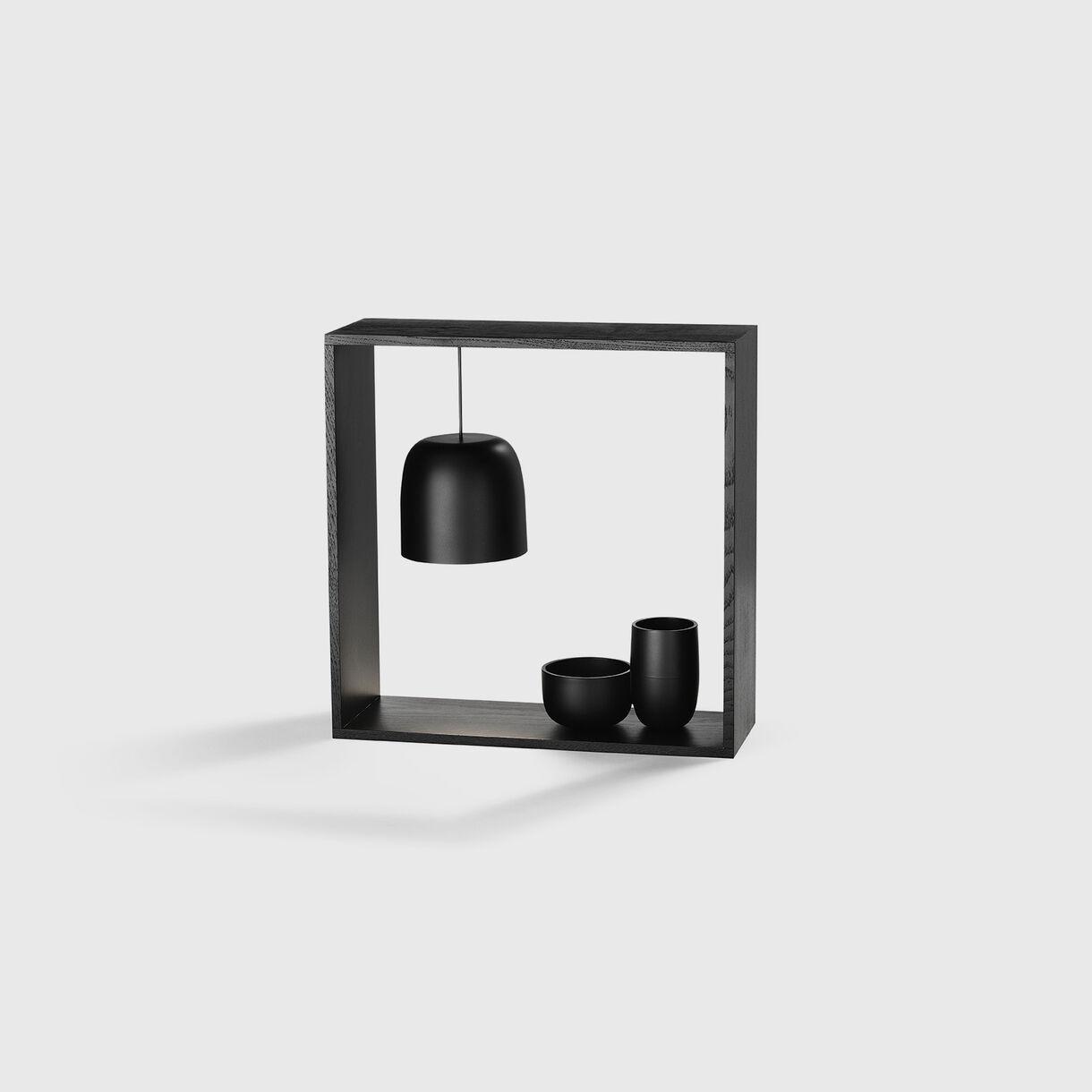 Gaku Wire Table Lamp, Black