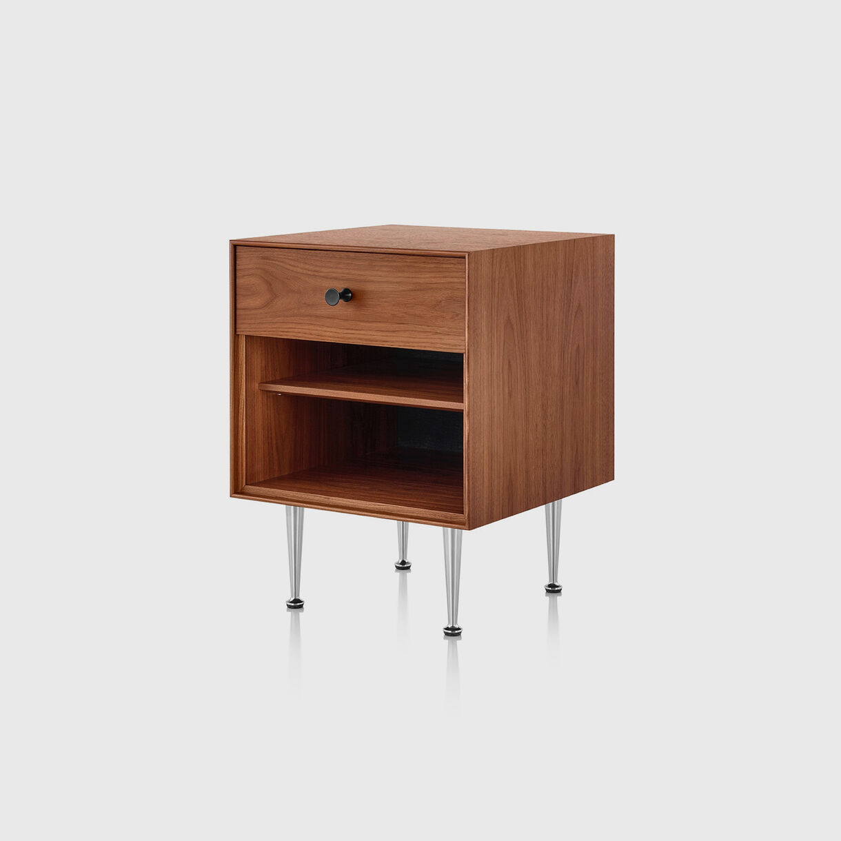 Nelson Thin Edge Bedside Table