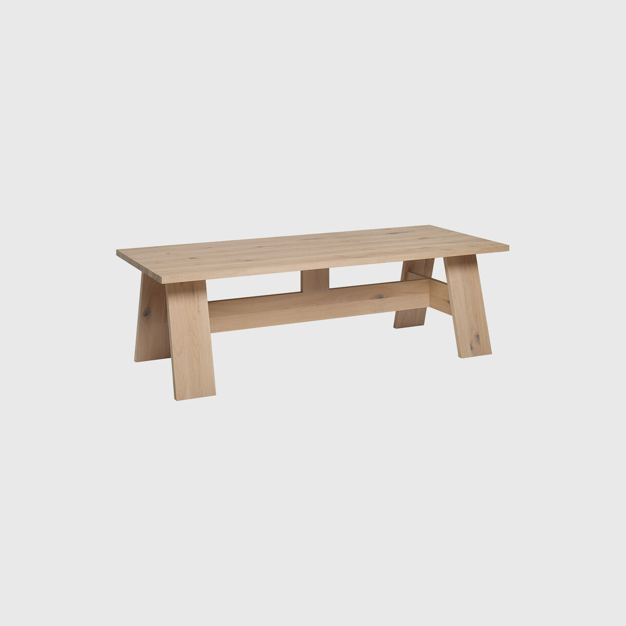 Fayland Table, Oak White Pigmented