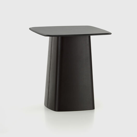 Leather Side Table, Large
