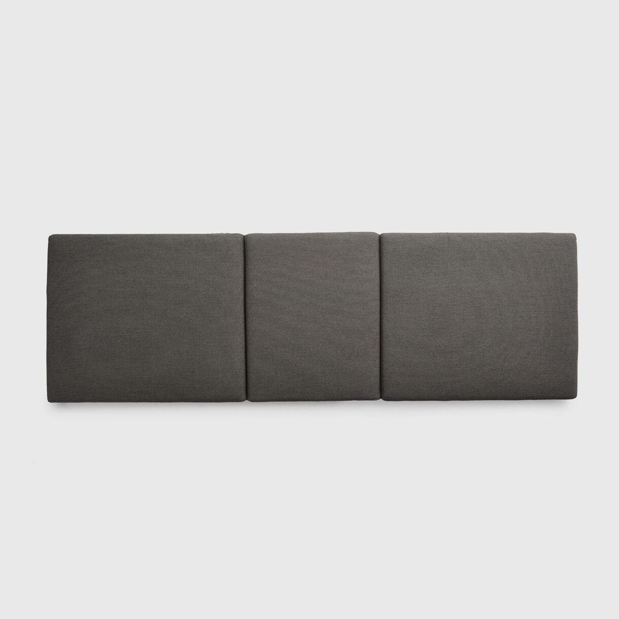 Sol+Luna Recliner Seating Cushion, Dark Taupe