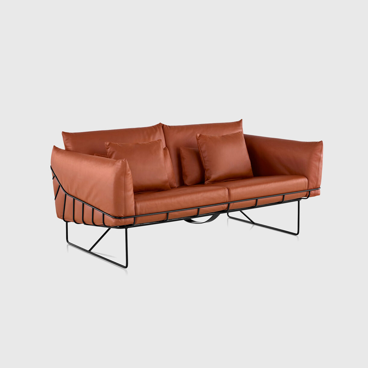 Wireframe Sofa, 2 Seater