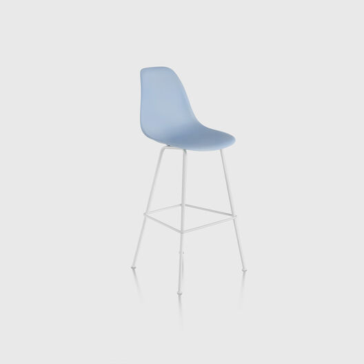 Eames® Moulded Plastic Stool