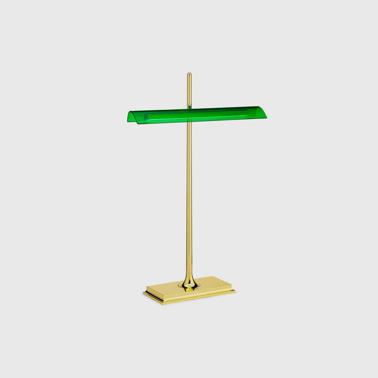 Goldman Table Lamp, Brass