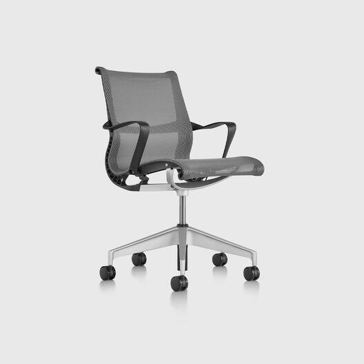 Setu Chair, Graphite