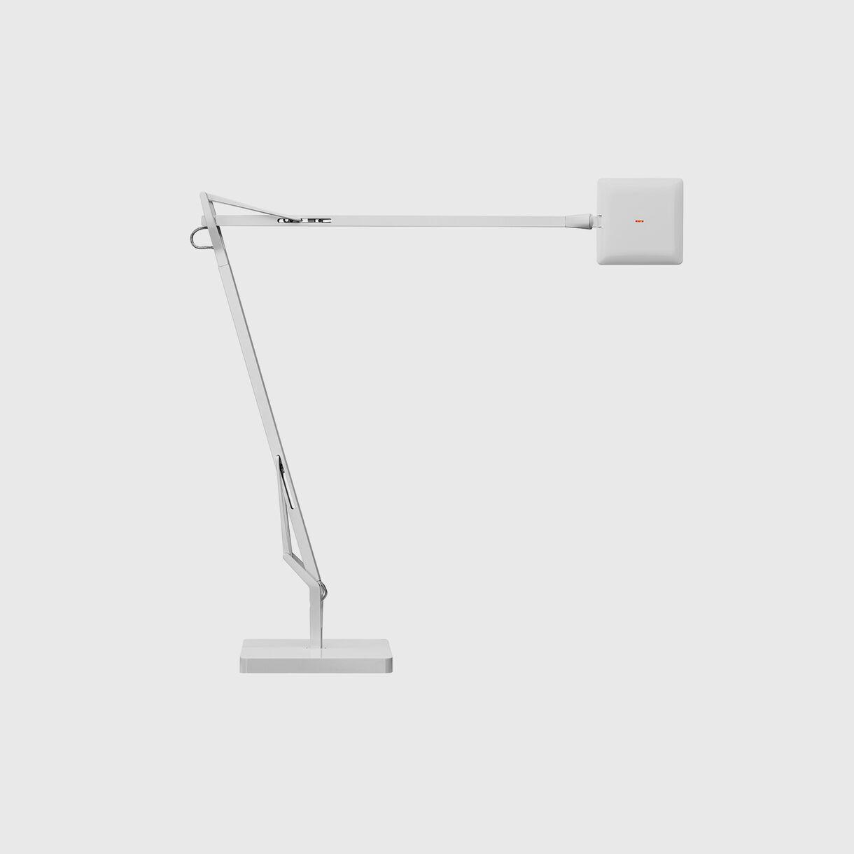 Kelvin Edge Base Lamp, White