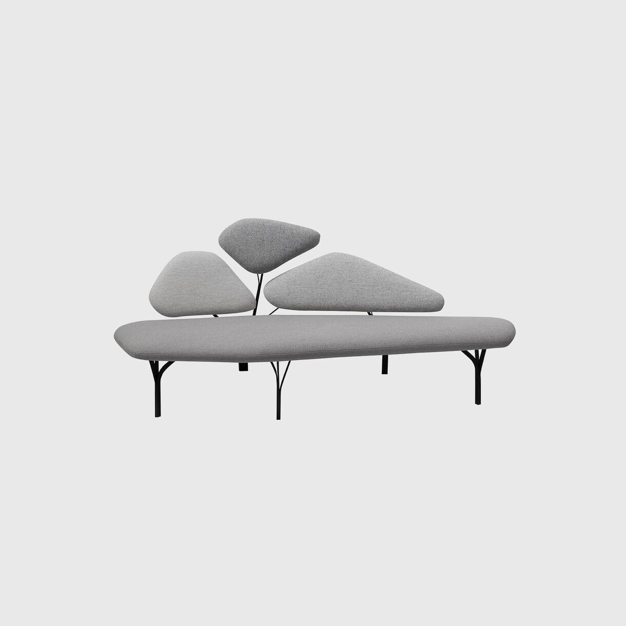 Borghese Sofa, Front
