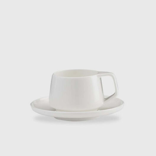 Marc Newson by Noritake Espresso Cup & Saucer Set