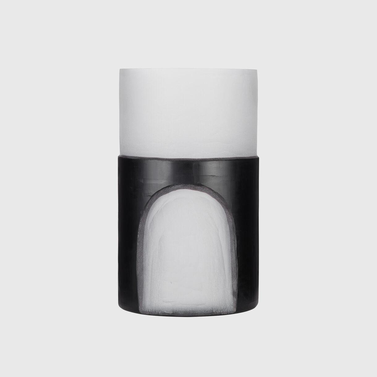 Carved Vase, Medium