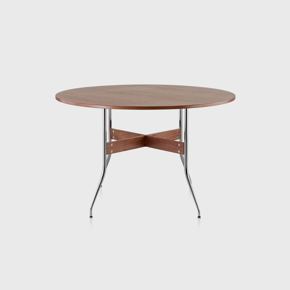 Nelson Swag Leg Dining Table, Round