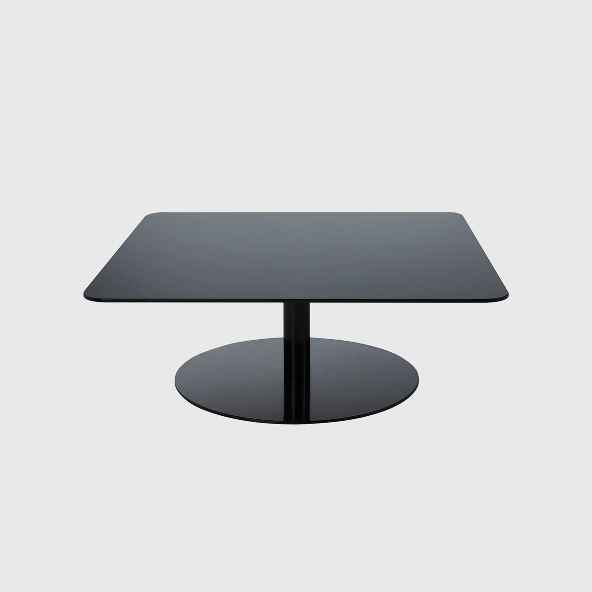 Flash Table Square, Black
