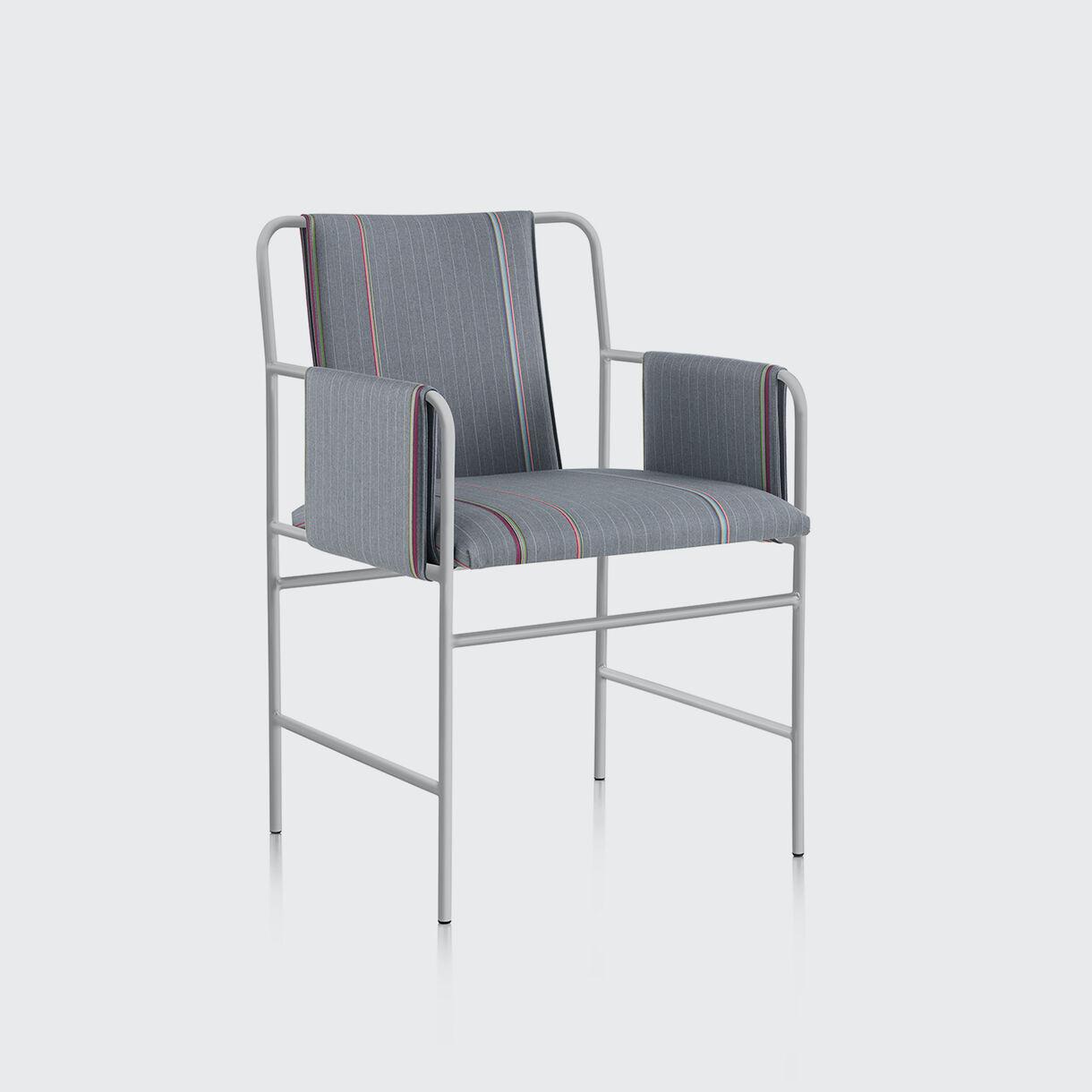 Envelope Chair, Paul Smith x Maraham