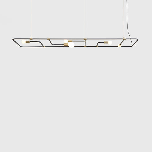 Beaubien Ceiling Light