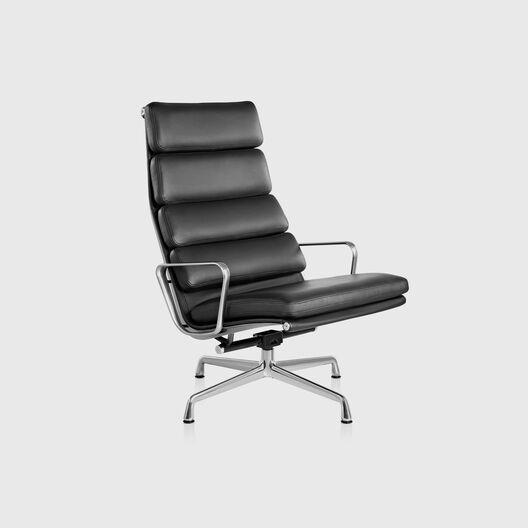 Eames® Soft Pad Group Lounge Chair