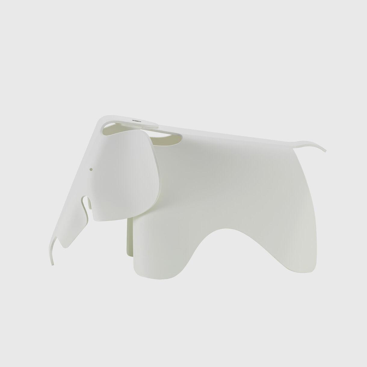 Eames Elephant, White