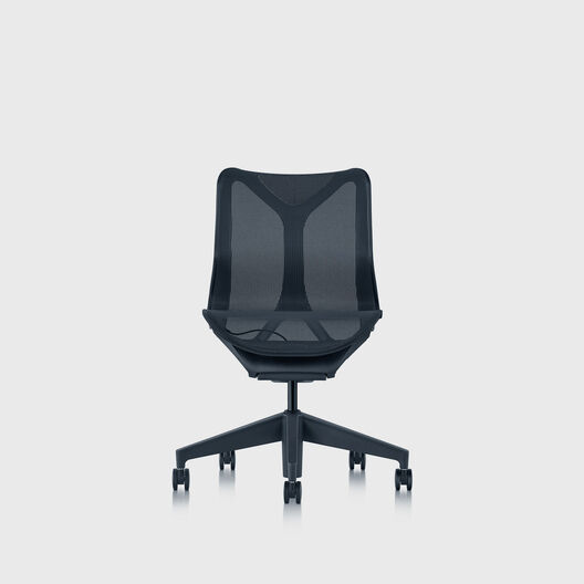 Cosm Chair, Nightfall, Low Back, No Arms