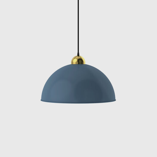 Nepal Pendant Light, Round