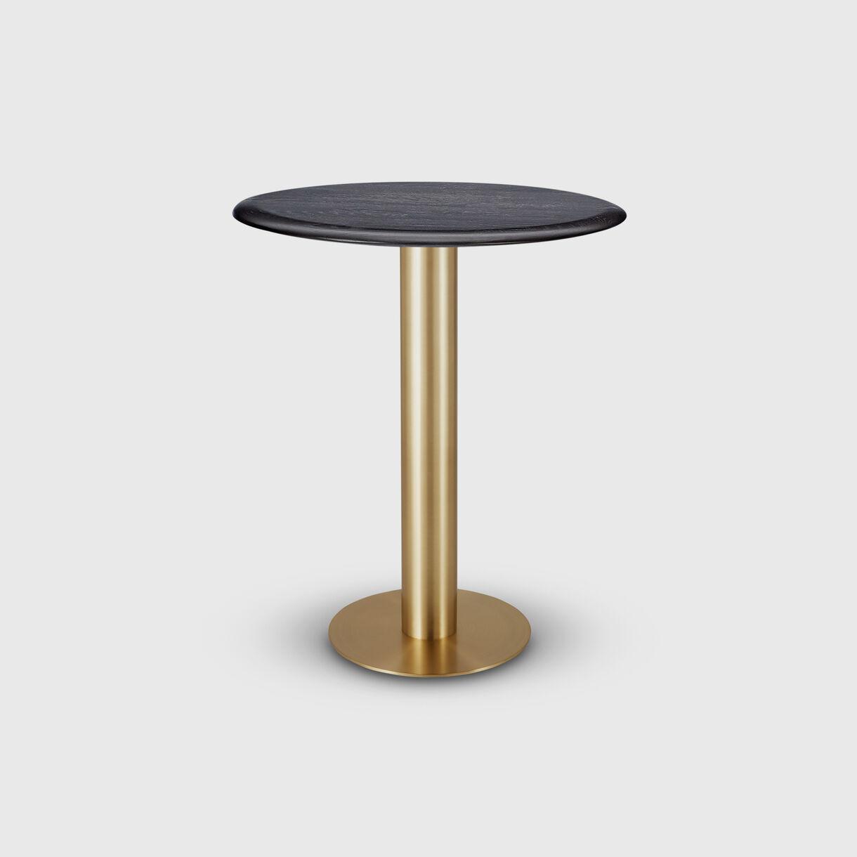 Tube High Table, Brass