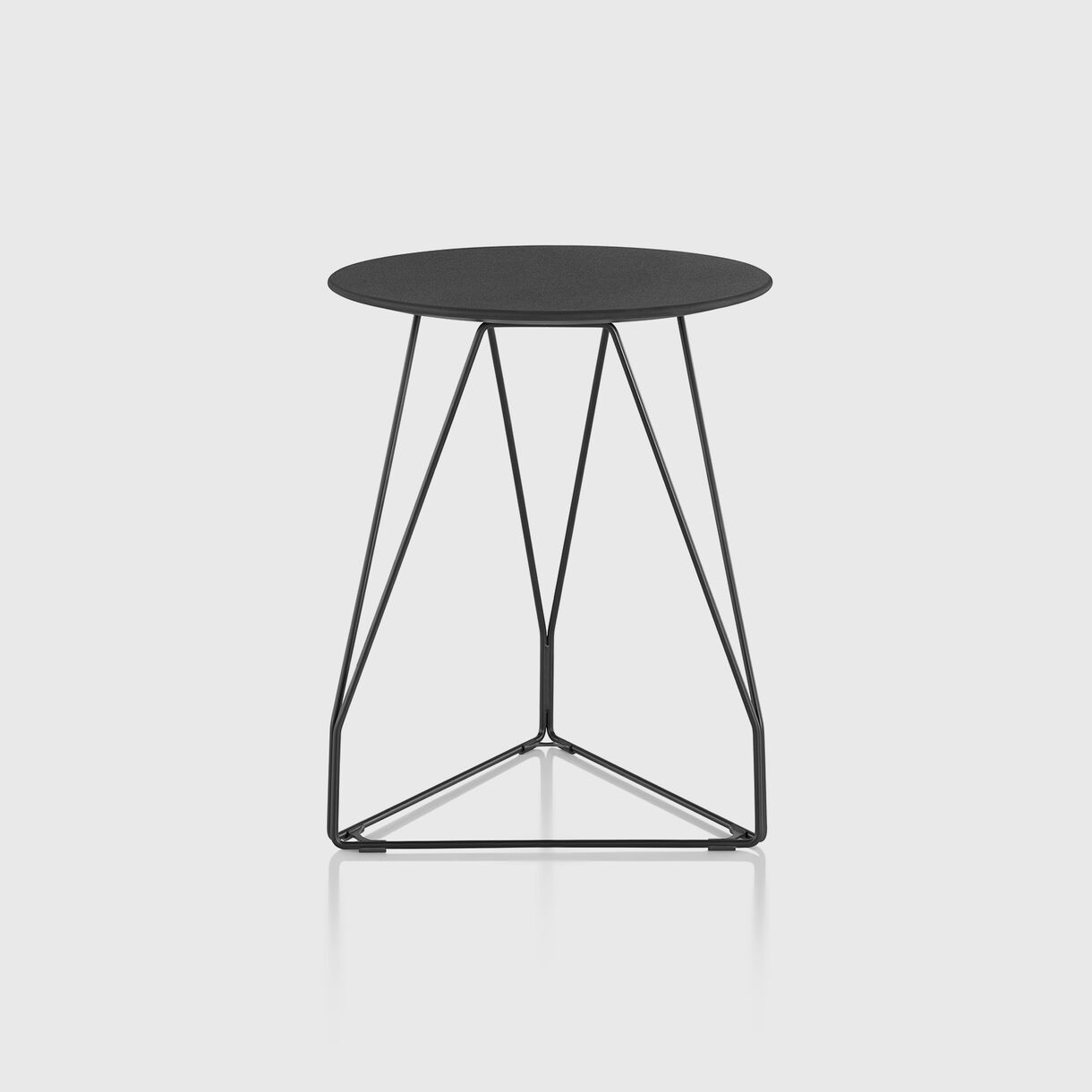 Polygon Wire Table, High