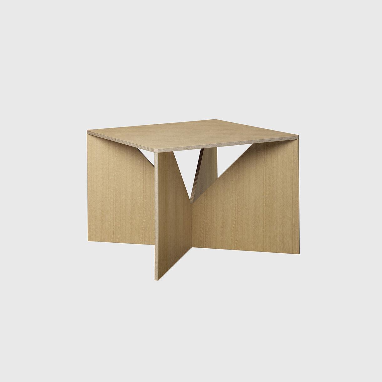 Calvert Coffee Table, Oak