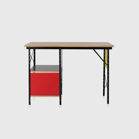 Eames® Desk Unit, Open Storage