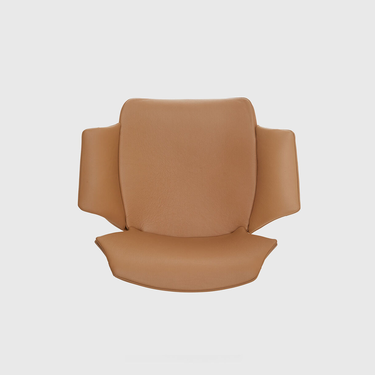 Petal Upholstered Lounge Armchair