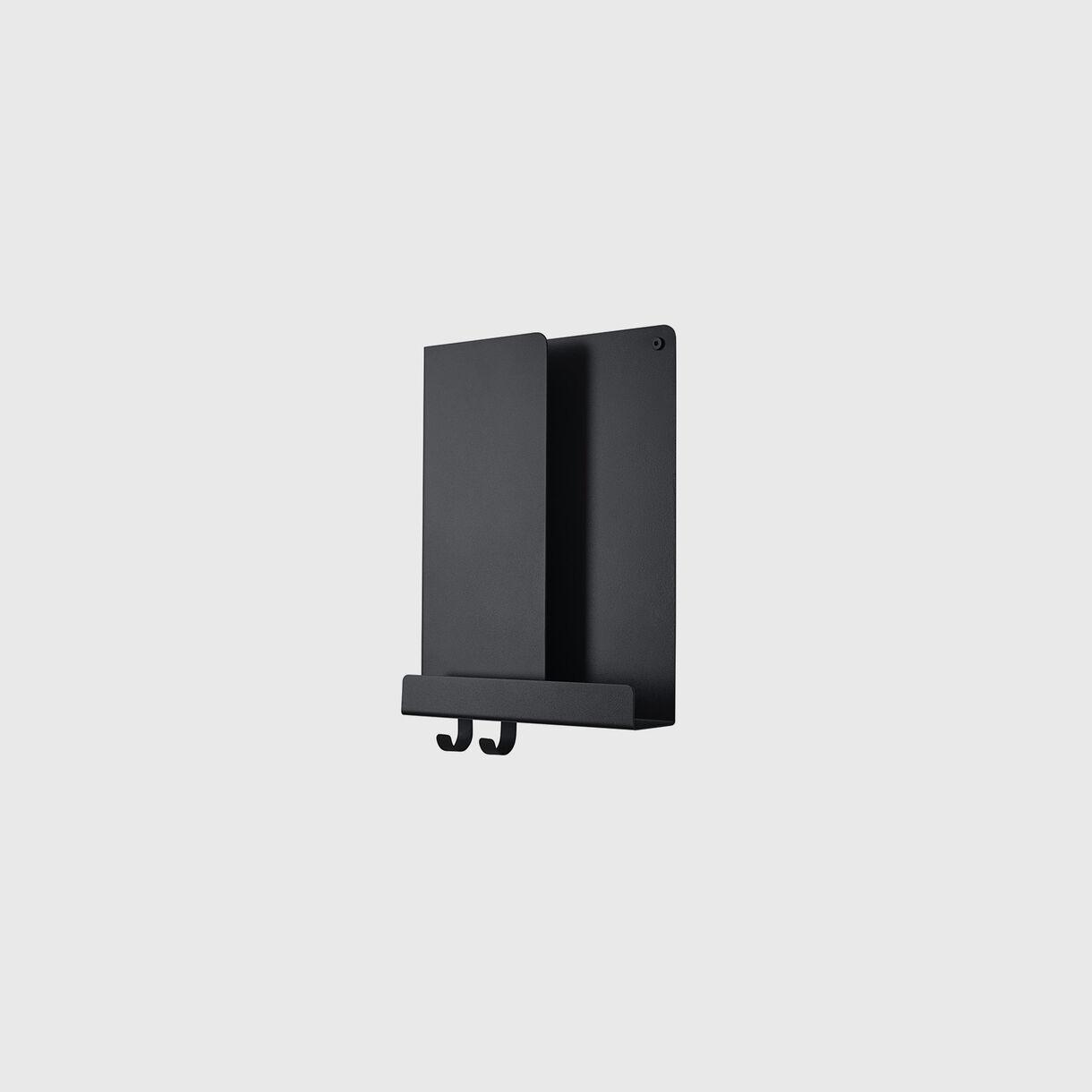 Folded Shelves Mini, Black