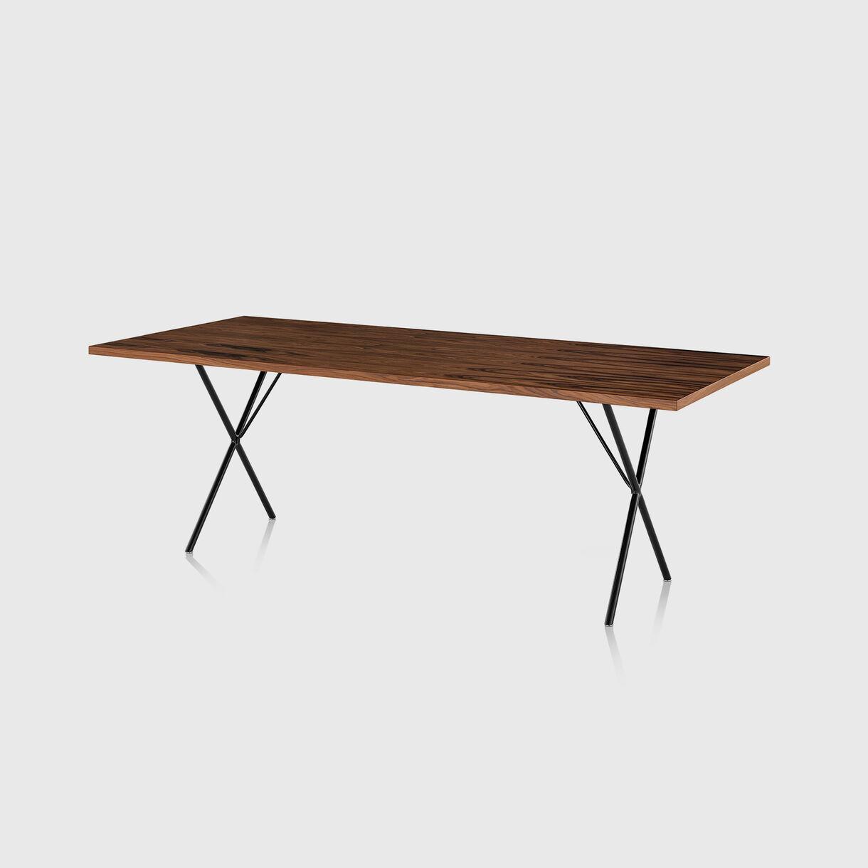 Nelson X-Leg Table