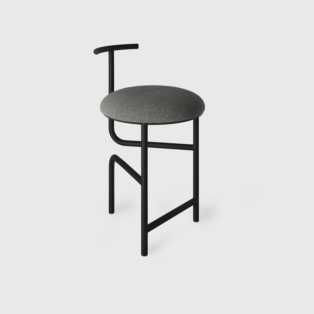 Blend Chair, Upholstered