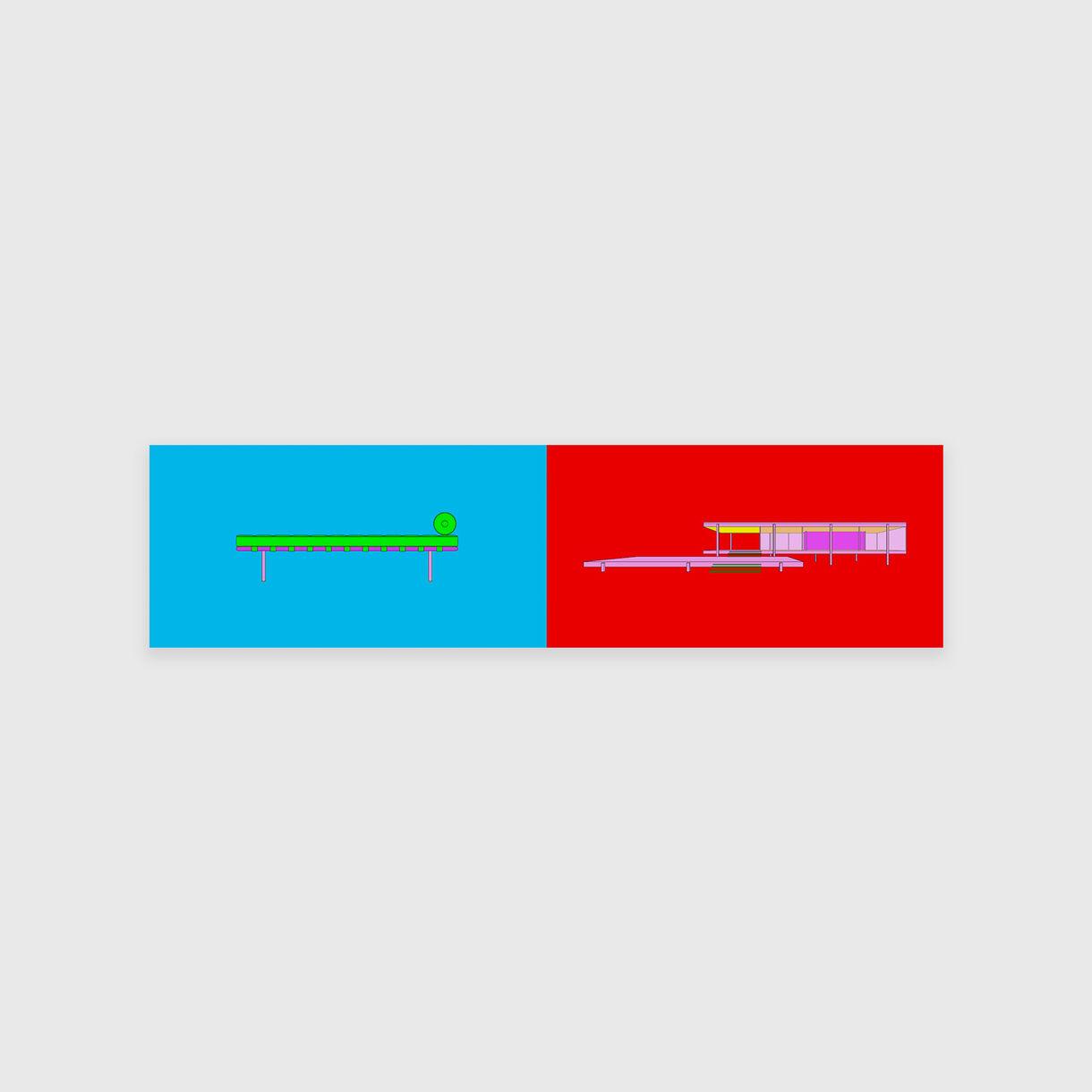 Design and Architecture – Mies van der Rohe, Michael Craig-Martin