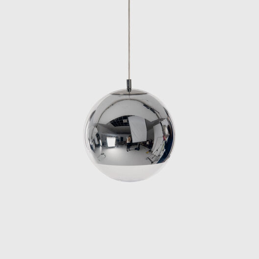 Mirror Ball Pendant, Small