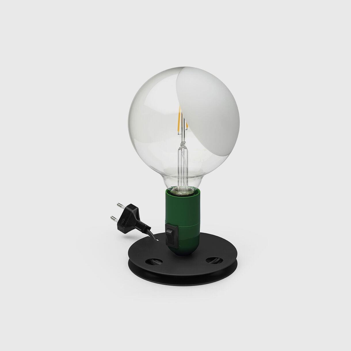 Lampadina Table Lamp, Green