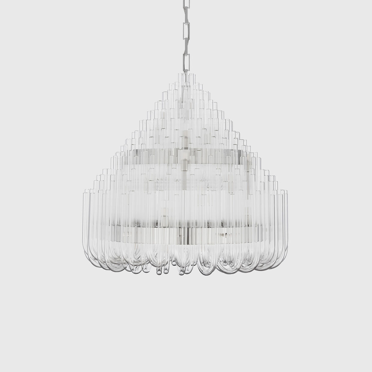 Ludwig Sculpture Chandelier, Small