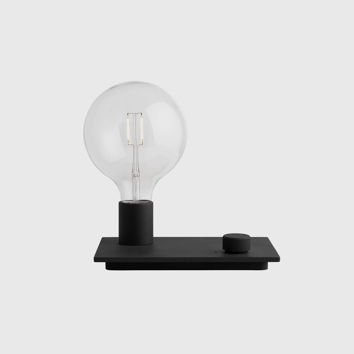 Control Lamp, Black