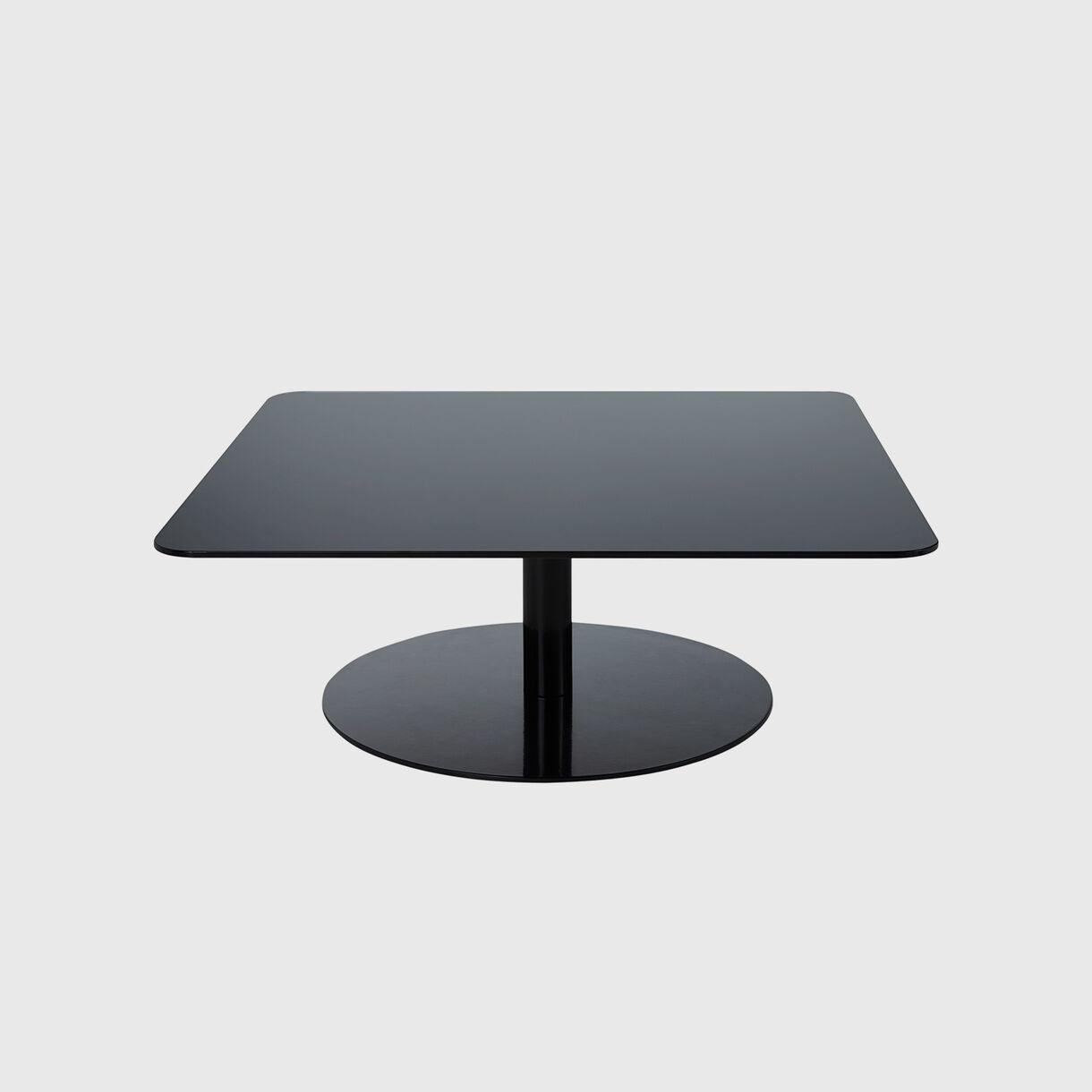 Flash Table Square, Black