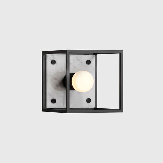 Caged Wall & Ceiling Lamp 1.0, Small