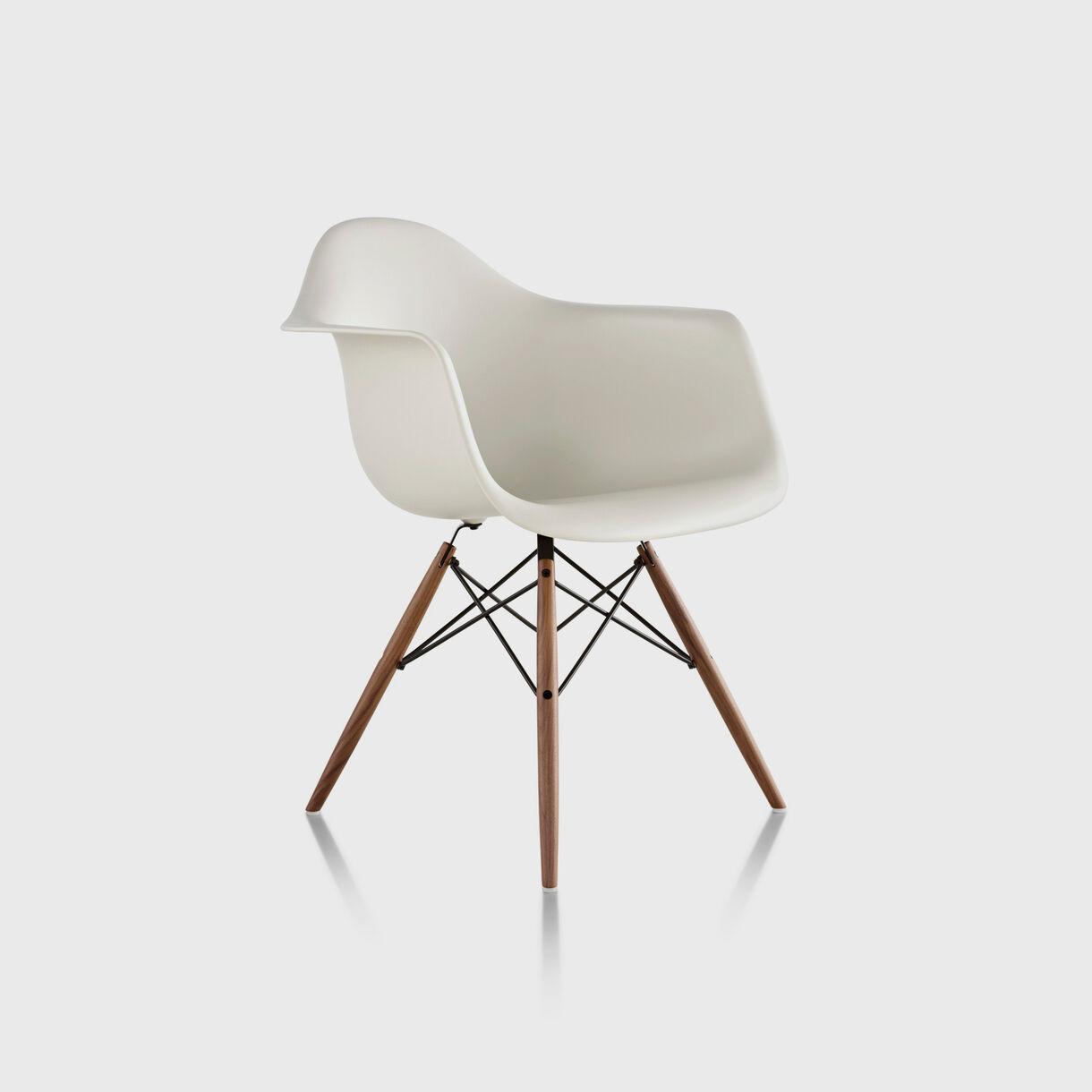 Eames Moulded Plastic Armchair