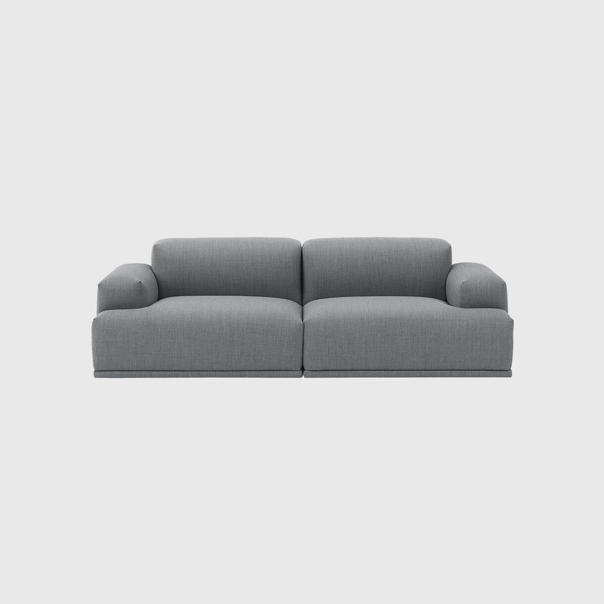 Connect Sofa, 2 Seater, Fiord 151