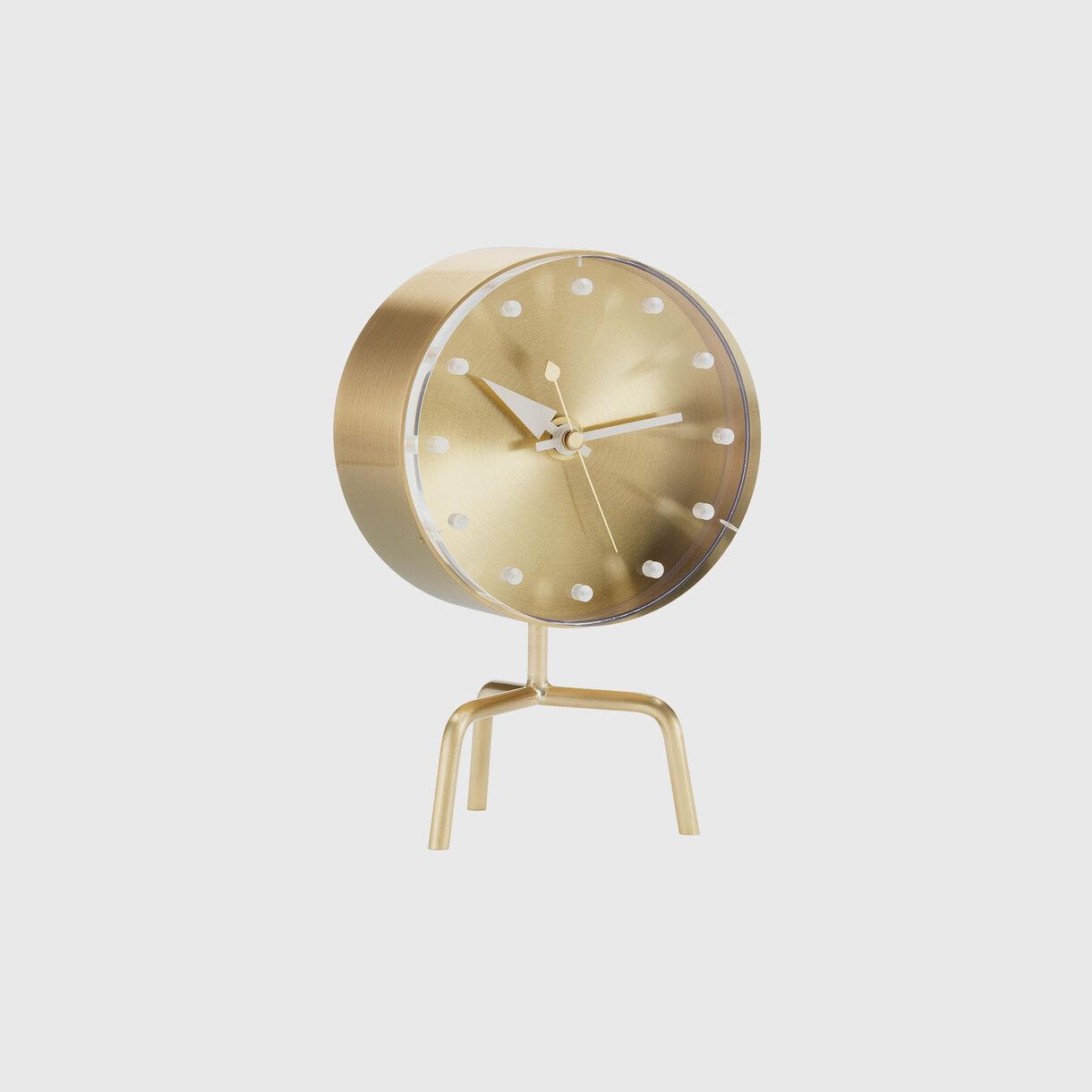 Tripod Desk Clock