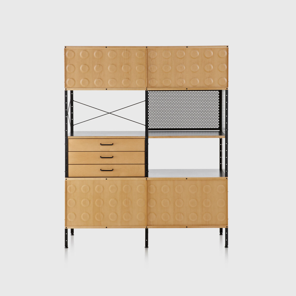 Eames Storage Unit, 4x2