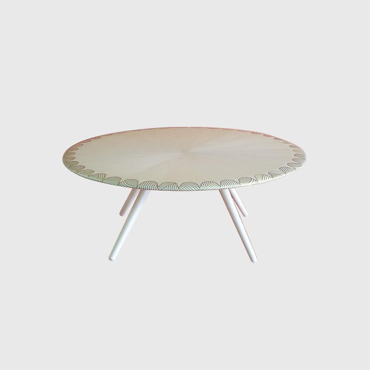 Masirah Round Coffee Table